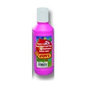 Jovi Temperové barvy  250ml v lahvi - purpurová - 2