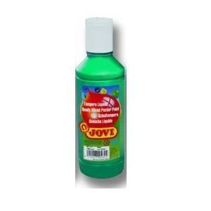 Jovi Temperové barvy  250ml v lahvi - tmavě zelená - 2
