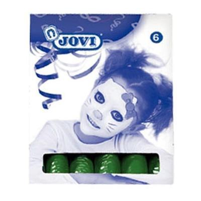 Jovi Obličejová barva v tyčince - zelená - 2