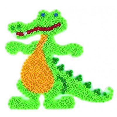 Hama Midi podložka - Krokodýl  - 2