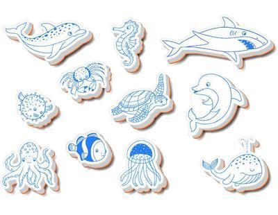 StampoMinos - Mořský svět - 2