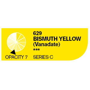 Daler & Rowney Cryla C 75 ml - bismuth yellow 629 - 2
