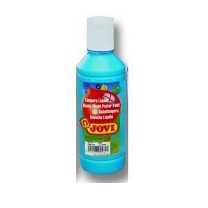 Jovi Temperové barvy  250ml v lahvi - azurová - 2