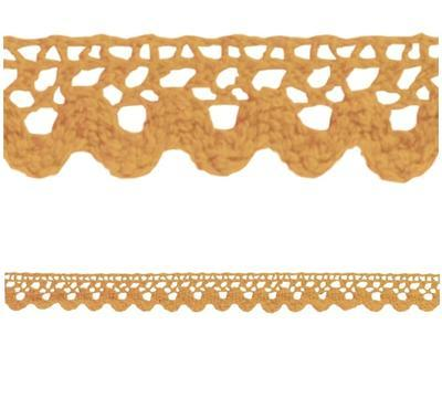 Páska textilní samolepící 15mmx2m - mango - 2
