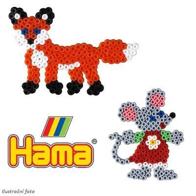 Hama Midi Malý svět - Zvířátka z lesa, 2000 ks  - 2