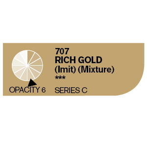Daler & Rowney Cryla C 75 ml - rich gold  707 - 2