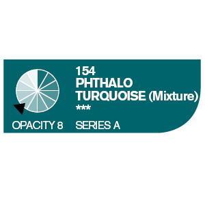 Daler & Rowney Cryla A 75 ml - phthalo turquoise  154 - 2
