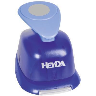 HEYDA Děrovač (raznice) modrý 22 mm - Kolečko průměr 19mm - 2