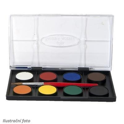 Faber-Castell Vodovky 8 barev  - 3