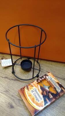 Lampa na čajovou svíčku   - 3