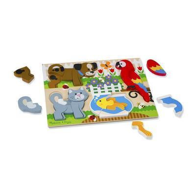 Puzzle - Zvířátka - 3