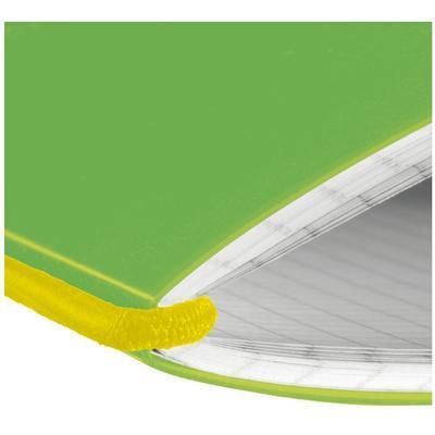 Sešit flex A5/40 listů, čtverečkovaný - zelený - 3