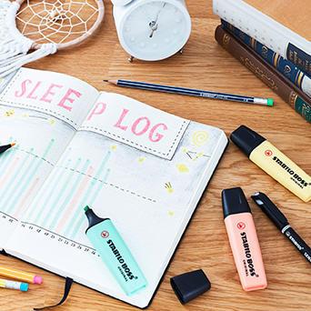 Stabilo Zvýrazňovač BOSS Original - sada 6 pastelových barev - 3