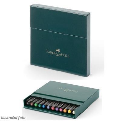 Faber-Castell PITT Artist Pen Brush - Atelier Box 12 ks  - 3