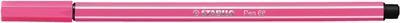 Stabilo Pen 68/17 - tmavá růžová  - 3