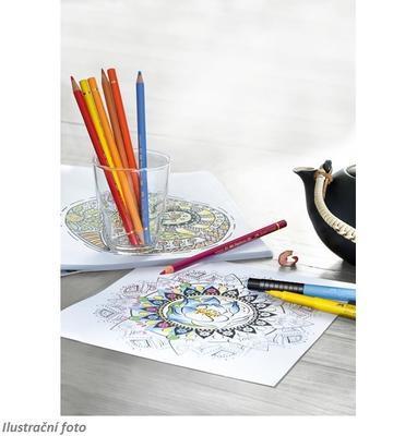 Faber-Castell Pastelky Polychromos - 120 ks v kovové etui - 3
