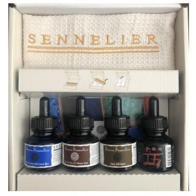 Sennelier Kaligrafická sada - 3