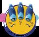 Stabilo EASYbirdy Pero pro leváky - midnight blue/azure - 3/7
