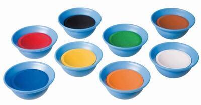 Pelikan Vodové barvy - mini friends 8 barev+štětec     - 3