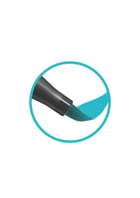 Stabilo Pen 68 brush - ultramarínově modrá - 3