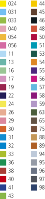 Stabilo point 88/8-01 Sada pastelových barev 8 ks 0,4 mm - 3