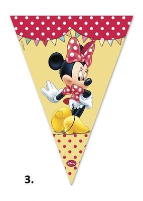 Party řetěz Walt Disney - 3