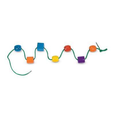 Výuková hračka - Navlékání pro nejmenší - 3