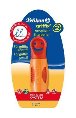 Pelikan Ořezávátko Griffix - oranžové - 3