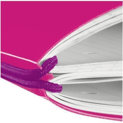 Sešit Flex A4, 2x40 listů - růžový - 3
