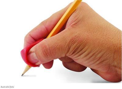 The Pinch Grip  Nástavec na tužku pro špetkový úchop - 3
