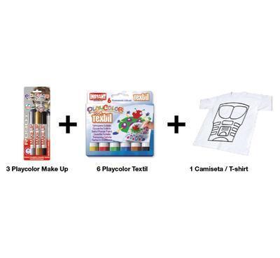 PlayColor Sada na MakeUp - Robot - 3