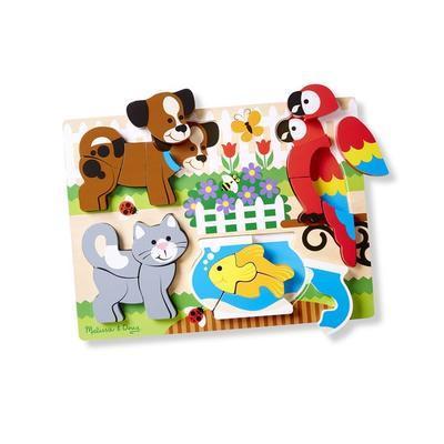 Puzzle - Zvířátka - 4