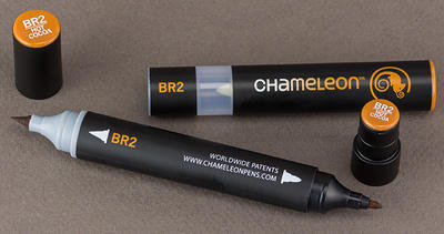 Chameleon Color Tones  Hot Cocoa - BR2 - 4