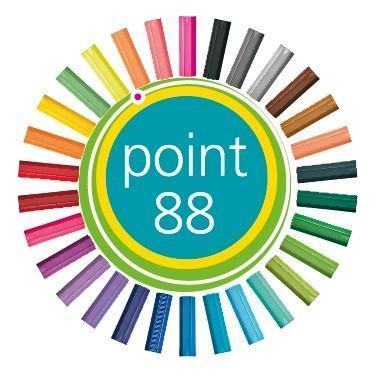 Stabilo point 88 ARTY - 24 barev - 4