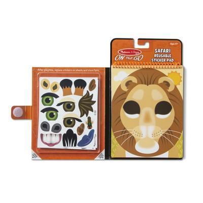 Vytvoř obličej - Safari - 4
