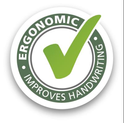 Stabilo EASYergo ořezávátko pro praváky na mechanickou tužku 3,15 mm - modré - 4