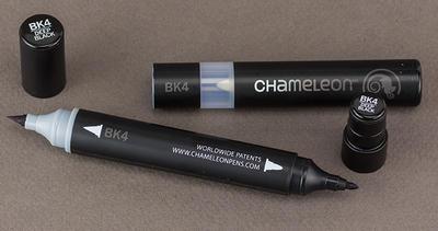 Chameleon Color Tones  Deep Black - BK4 - 4