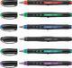 Inkoustový roller STABILO Bl@ck Fine - 0,3 mm, červený - 4/5