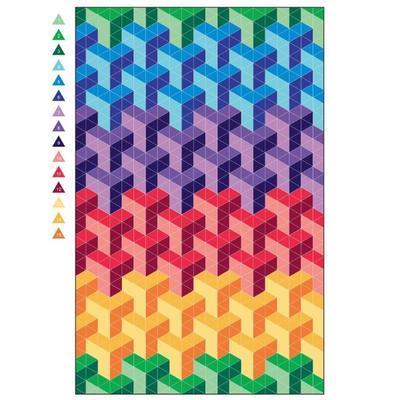 Omalovánky pro dospělé - Pixel Art - 4