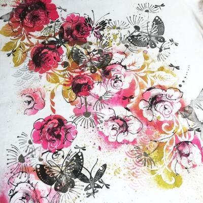 StampoMinos - Motýlí zahrada - 4