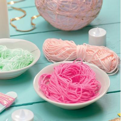 """Kreativní sada """"Craftivity"""" - Super String Lanterns - 4"""