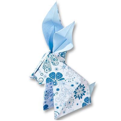 Papíry na origami 15x15 cm - 50 listů motiv Ornamental - 4
