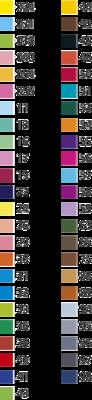Stabilo point 88/054 - fluorescentní oranž - 0,4 mm - 5