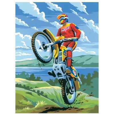 Malování podle čísel Junior Small Acryl - 5