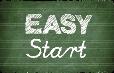 Stabilo EASYoriginal Start Roller - světle/tmavě oranžový - pro praváky  - 5