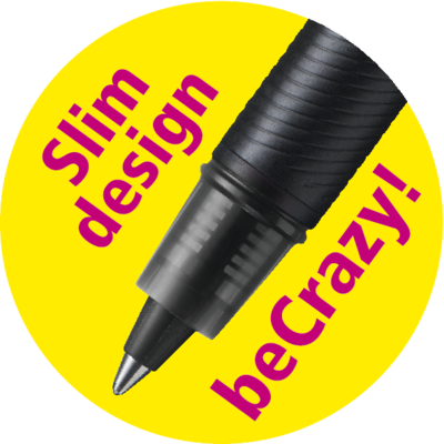 Stabilo Roller BeFab! - Graphics Lines - 5