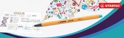 Stabilo point 8820-03 Set ColorParade - 20 ks - 5