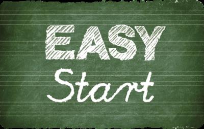Stabilo EASYoriginal Start Roller - světle/tmavě modrý- pro leváky - 5