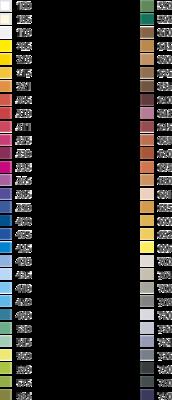 Stabilo CarbOthello Křídové pastelky v kovovém boxu - 24ks - 6