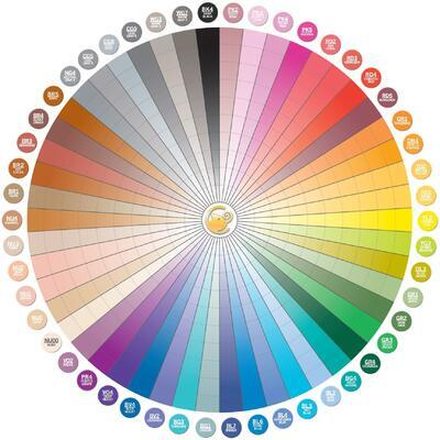 Chameleon Color Tones  Warm Grey 3 - WG3 - 6